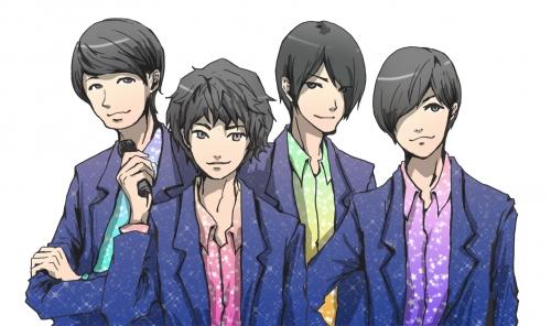 THE 春夏秋冬|さ|band|長谷川...